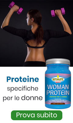 WOMAN PROTEIN CACAO 750 G