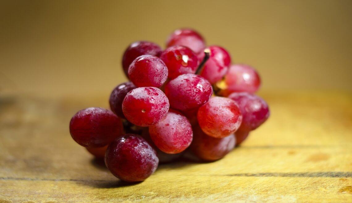 uva rossa potere antiossidante