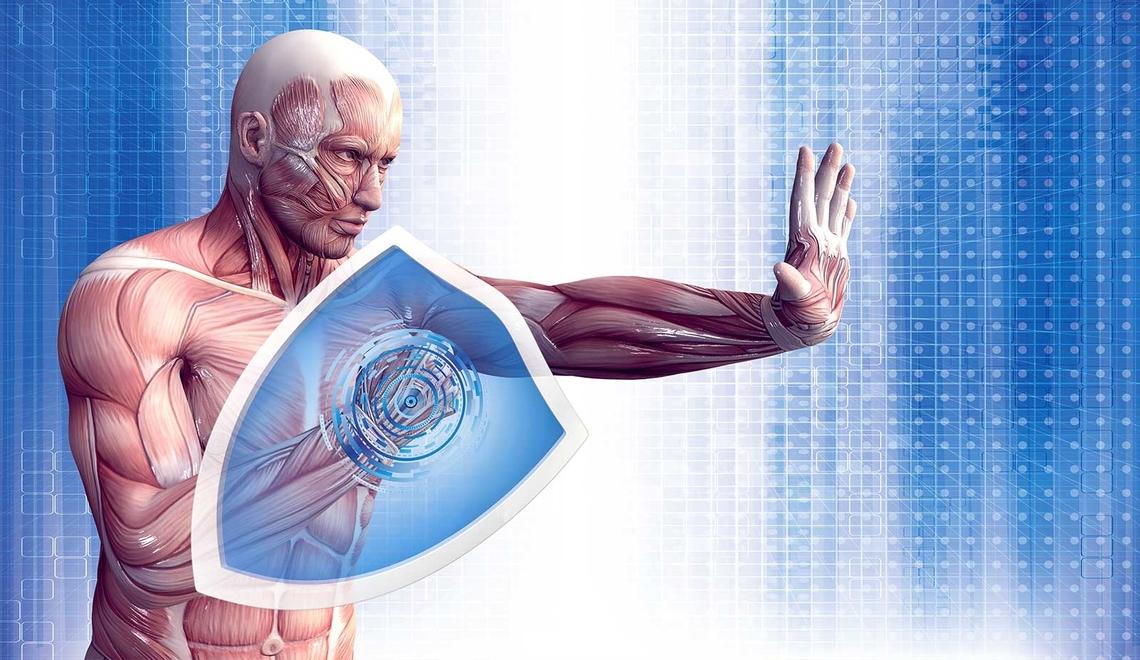 le difese immunitarie del corpo umano messe alla prova durante la stagione invernale