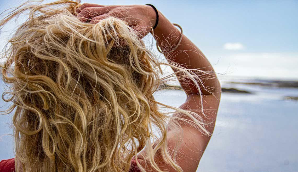 protezione sole capelli
